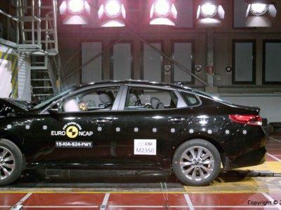Catorce autos aprobaron con la máxima calificación las más recientes pruebas de Euro NCAP