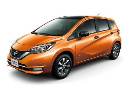 Nissan Note E Power En Mexico 3