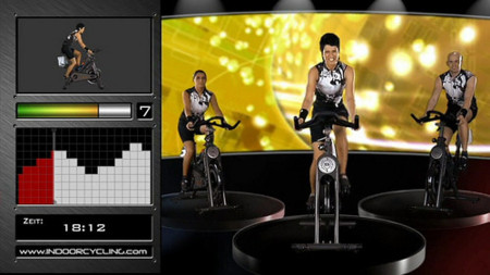 Spinning virtual con My Ride de Tomahawk