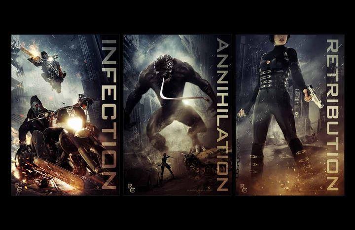 Foto de Nuevos carteles de 'Resident Evil: Venganza' (5/35)