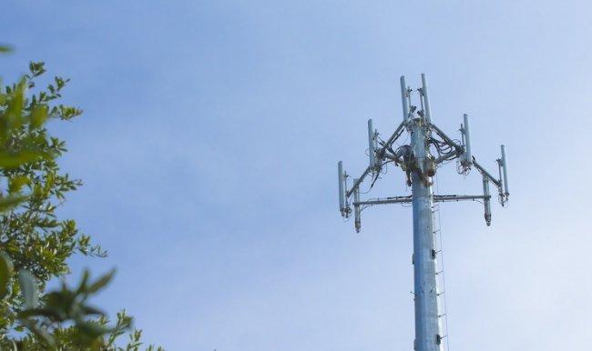 antena móviles