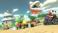 Vídeos de Mario Kart 8 para parar un tren