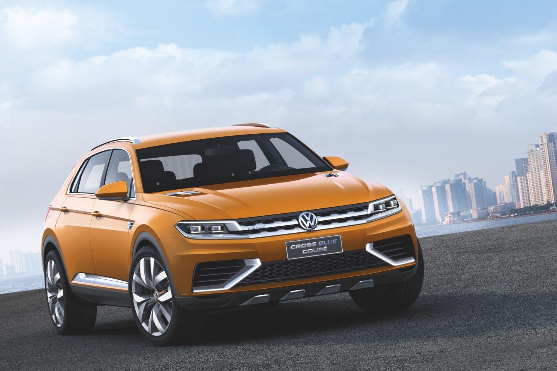Foto de Volkswagen CrossBlue Coupe Concept (14/25)