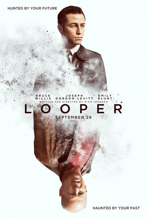 Foto de Carteles de 'Looper' (1/14)