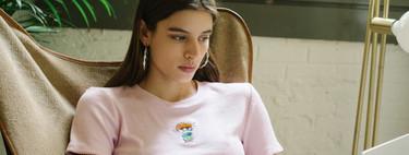 La nueva colección de camisetas Rugrats de Bershka nos devuelve a la infancia con mucho estilo