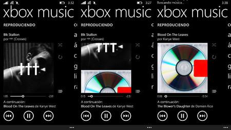 Dos semanas después ya está lista una nueva actualización de Xbox Music en Windows Phone 8.1