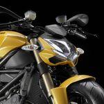 ¡Cazada! La Ducati Streetfighter V4 ya se está preparando para luchar contra la Aprilia Tuono V4 1100
