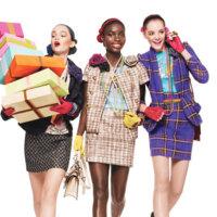 Trucos de estilo para conseguir un look Blair Waldorf: dale color al invierno