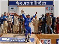 Cyril Despres logra su segundo Dakar