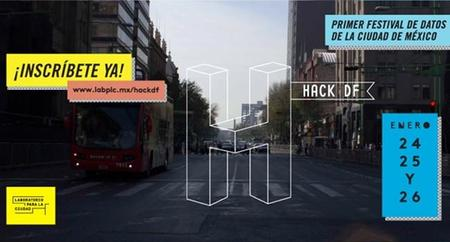 HackDF: Un concurso de desarrollo de aplicaciones para mejorar a la capital del país