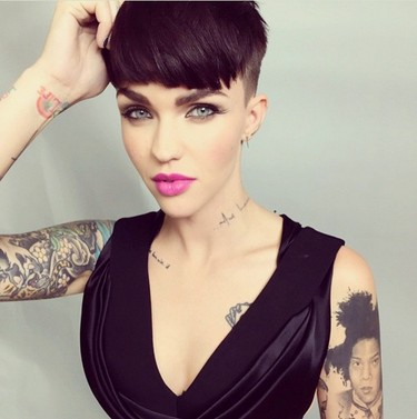 Ruby Rose, la gender fluid que enamoró a Catherine McNeil y a media industria de la moda