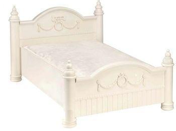 Atractiva cama para las mascotas más refinadas