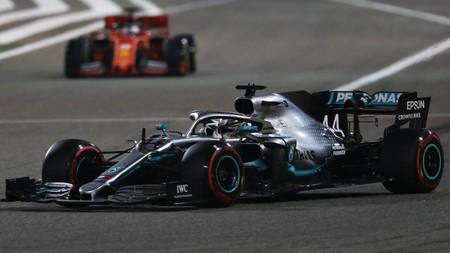 Hamilton Barein F1 2019