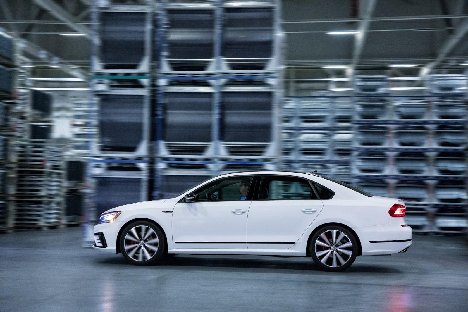 Foto de Volkswagen Passat GT (8/21)