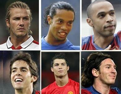 Los futbolistas que más cobran
