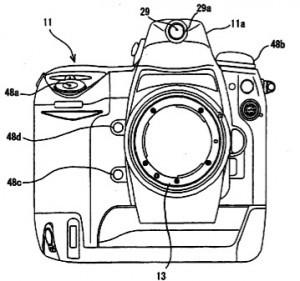 Patente de Nikon para unir visor electrónico y óptico