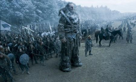 El Bando De Jon La Batalla De Los Bastardos