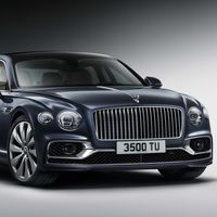 Bentley Flying Spur 2020: Con el mismo ADN, pero auténtico a su manera