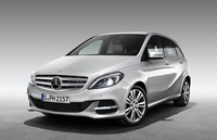 Mercedes-Benz Clase B 200 Natural Gas Drive