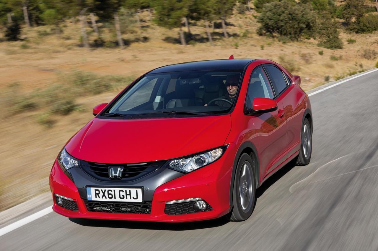 Foto de Honda Civic 2012 (135/153)