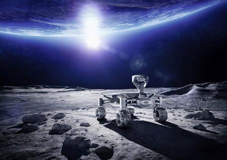 Dos Audi como este pisarán la luna en 2017