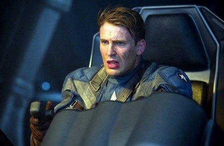 'Capitán América: El primer Vengador', otra más