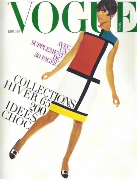 Vogue septiembre 1965
