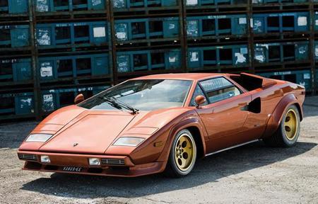 Un mítico Lamborghini Countach 1979 en venta