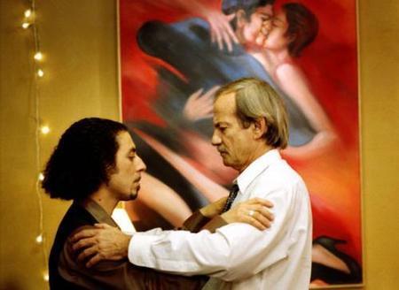 El cásting de la escuela de tango