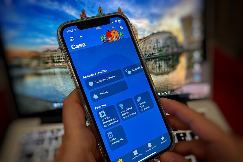 """La app """"Casa"""" en iOS es la encargada de dar forma a nuestro hogar conectado ofreciendo acceso a todos los elementos que forman el hogar conectado en la casa y que son compatibles con el ecosistema de apple para..."""
