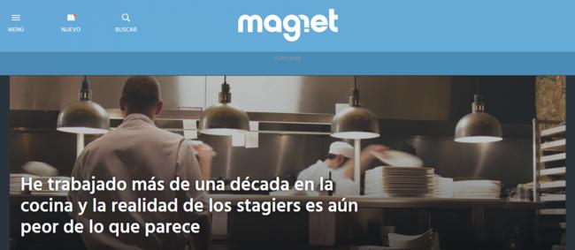 Magnet Portada