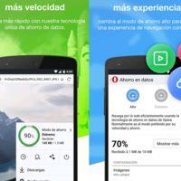 Opera Mini ofrece ahora 2 modos de ahorro de datos