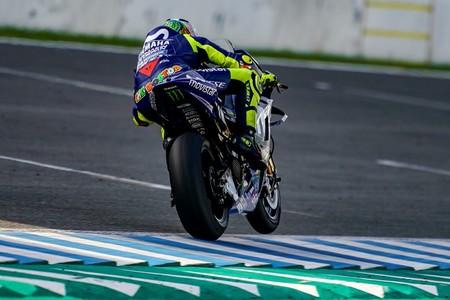 Valentino Rossi Test Jerez