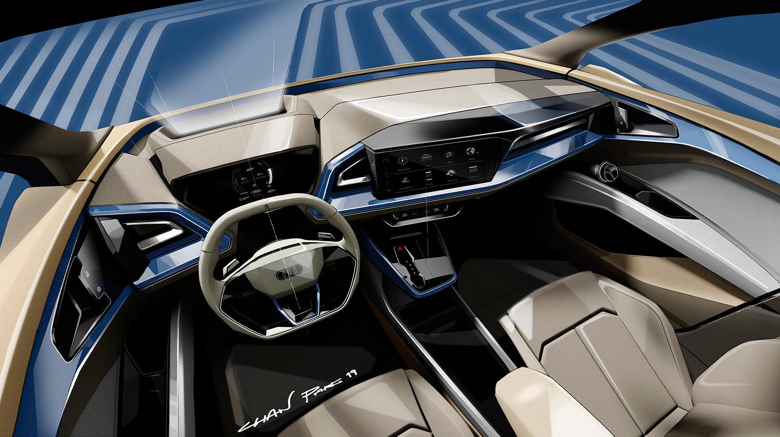 Foto de Audi Q4 e-tron concept (19/19)