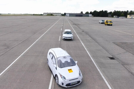 Volkswagen Passat Pruebas Euro NCAP sistemas de conducción semiautónoma