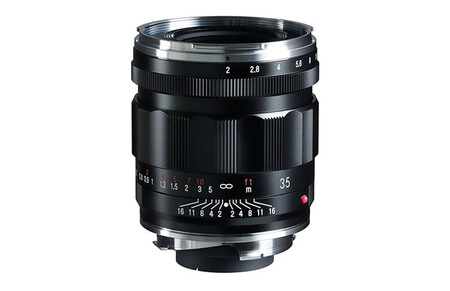 Voigtlander 35mm F2 Leica M