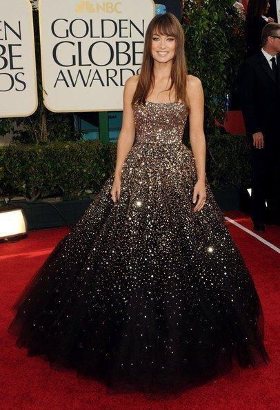¿Quien ha sido la más elegantes de los Globos de Oro 2011?