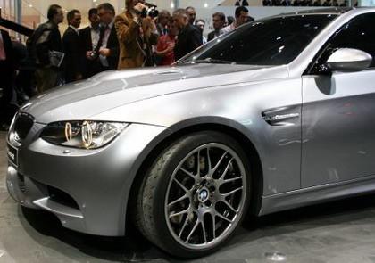 BMW M3 Concept Ginebra