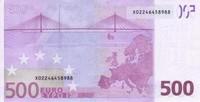 Hacienda y el fraude de los billetes de 500