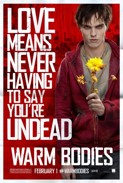 Foto de Todos los carteles de 'Memorias de un zombie adolescente' (6/10)