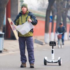Foto 8 de 11 de la galería segway-robot en Xataka