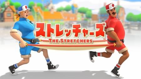 The Stretchers es la nueva locura cooperativa que Nintendo se ha sacado de la chistera
