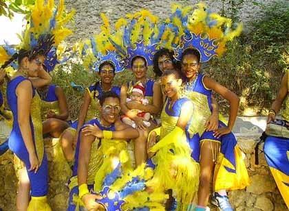 La foto de tu bebé: disfrutando del carnaval