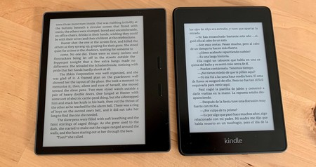 Amazon Kindle Paperwhite Oasis