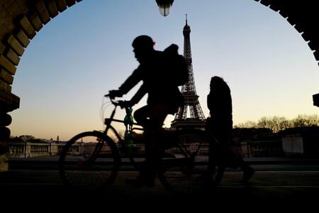 Miles de parisinos se han subido a la bici este año. Casi ninguno lo ha hecho en lugar del coche