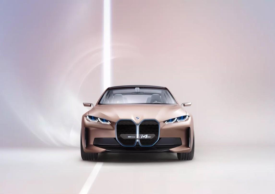 Foto de BMW i4 Concept (1/24)