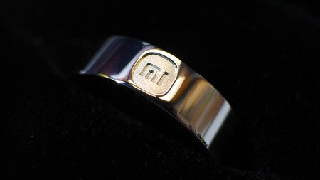 El nuevo logo de Xiaomi se imprime en este anillo exclusivo con motivo del Mi Fan Festival 2021