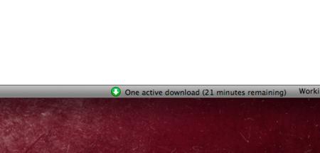 Firefox 3.0 Gestor de descargas