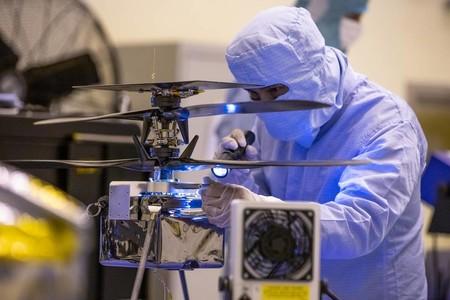 Mars Helicopter, la primera aeronave que volará en otro planeta