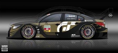 Opel confirma su interés en el DTM